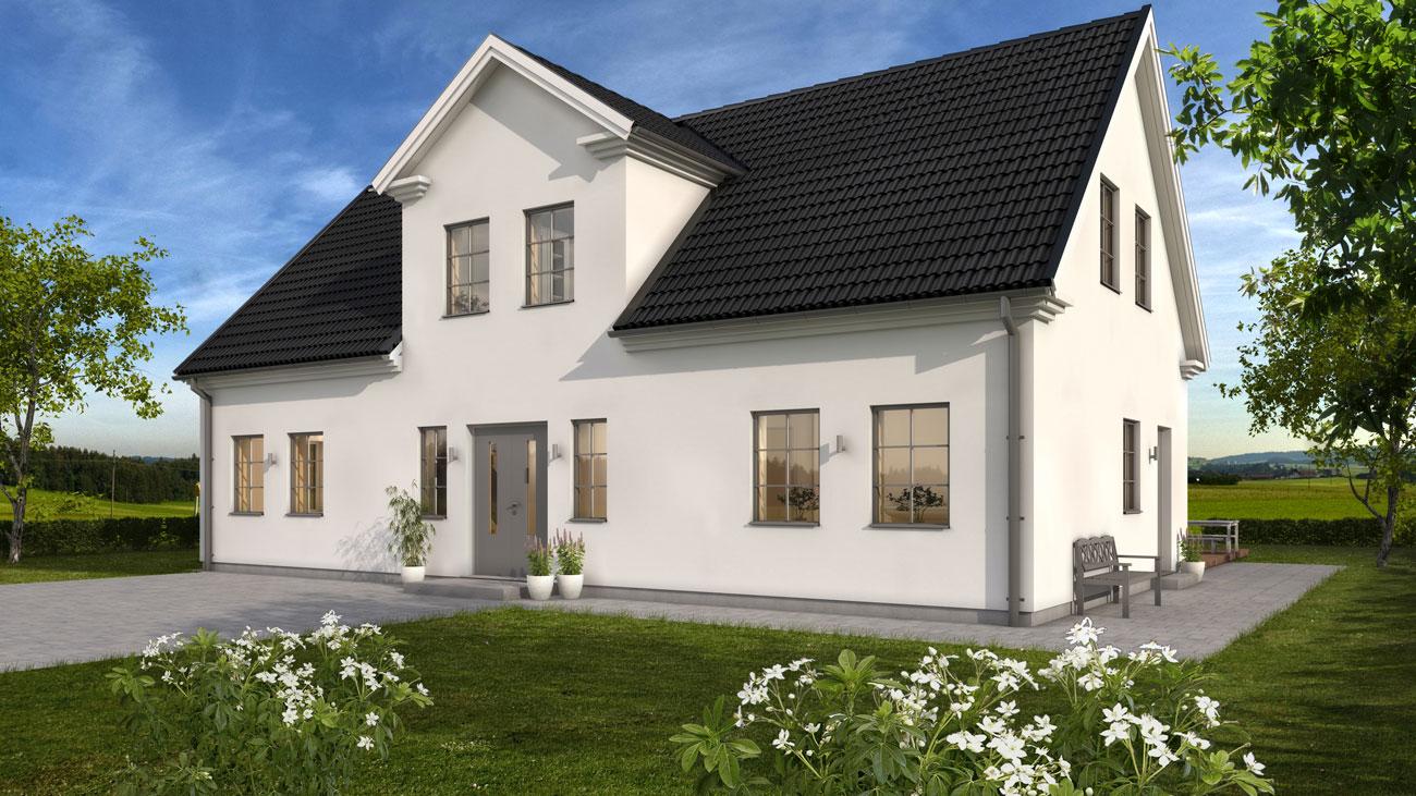 Bygga hus i Ystad